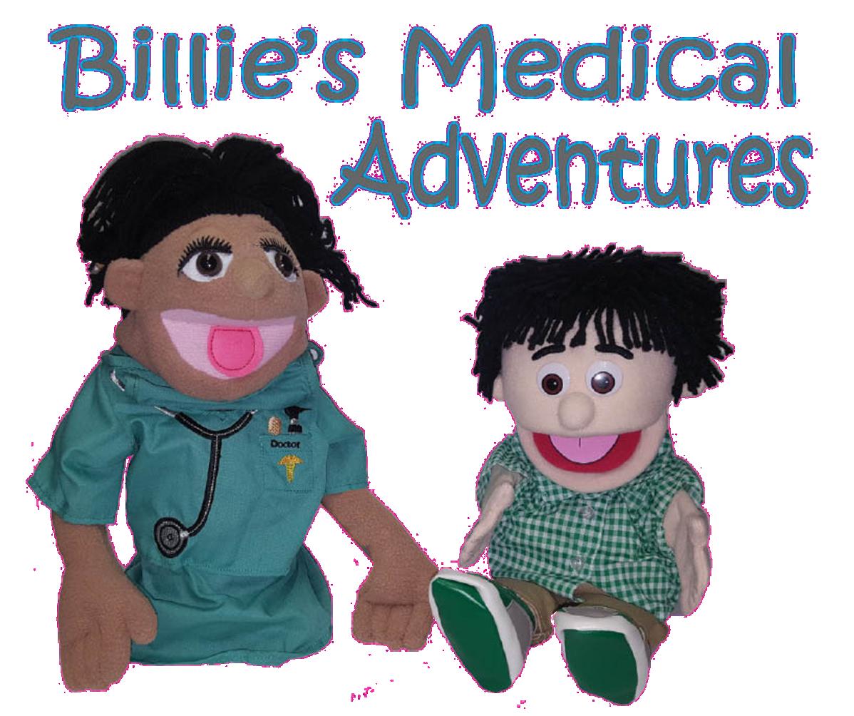 Billie's Medical Adventures Logo
